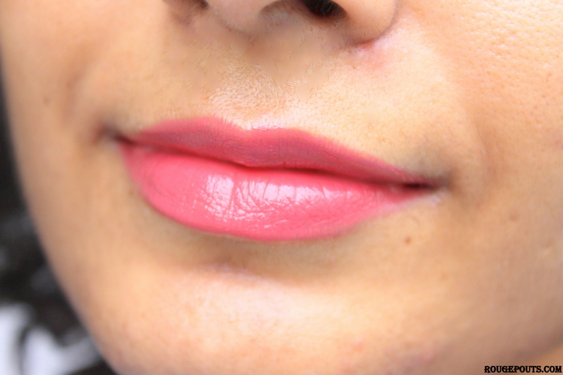 Mac Flamingo Park Lipstick in Flocking Fabulous Review and Swatch!
