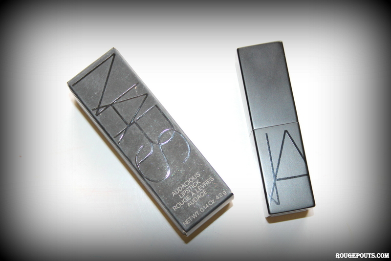 Nars Audacious Lipstick Greta Review and Swatches!