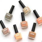 The Nykaa Nude Nail Enamel Collection Review and Swatches!