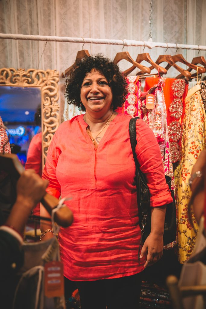 Wedding Asia Exhibition and Ambika Pillai's Masterclass!