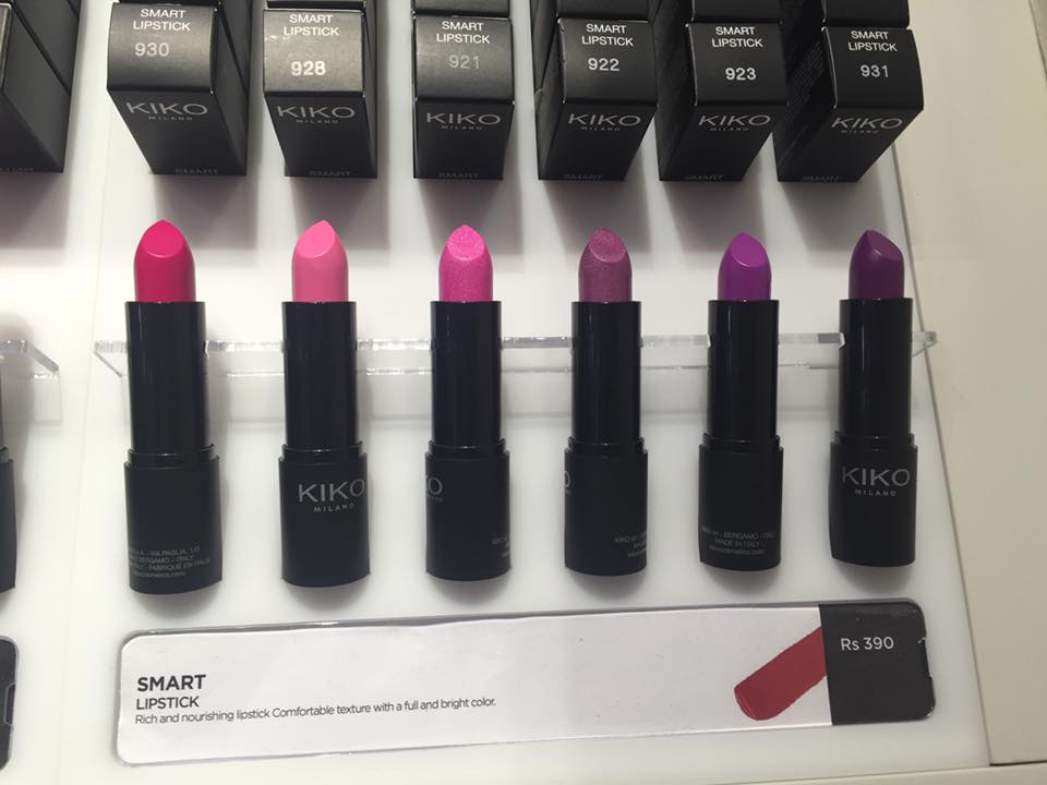 KiKo Milano Launches in India! DLF Mall of India, Noida!