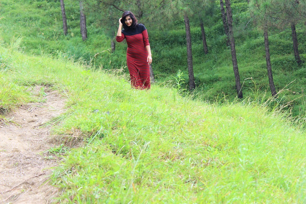 Reds in the Green Kasauli! Travelogue Part - 1