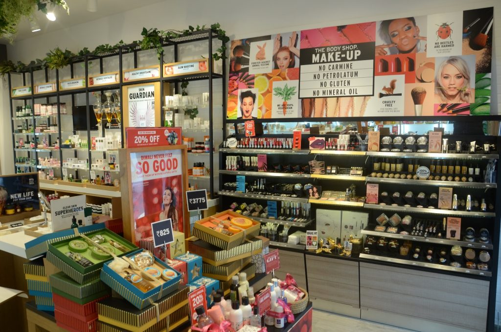 The Body Shop India Launches the First Asia Fit Store in the Country!