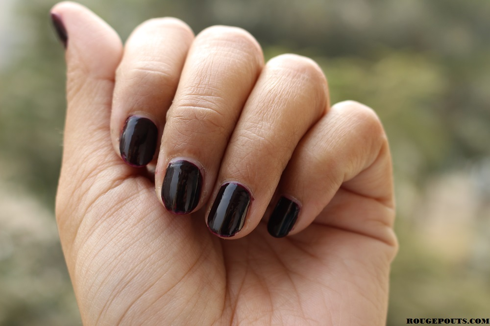 KIKO Nail Lacquer in Shade 227 Swatch!