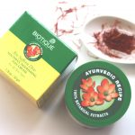 Biotique Bio Saffron Dew Youthful Nourishing Day Cream Review!