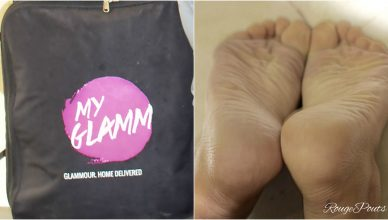MyGlamm Doorstep Spa and Salon Service Review!