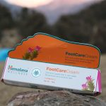 Himalaya Wellness Foot Care Cream Review!