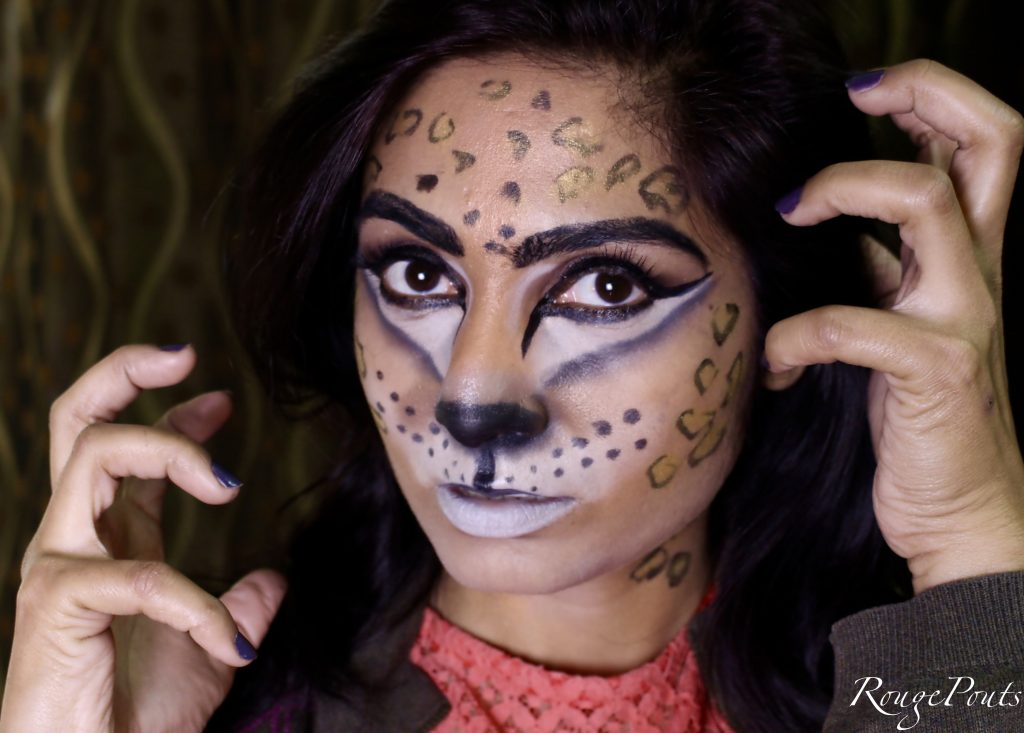 Animal Inspired Makeup Tutorial ft The Body Shop Supporting WWF India!