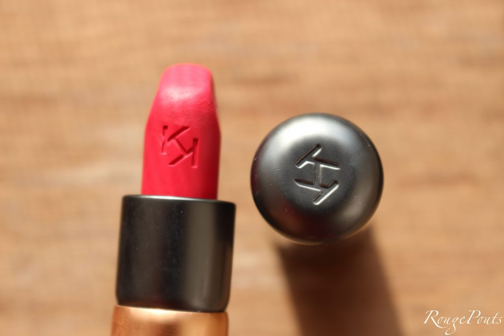 Kiko Milano Velvet Passion Matte Lipstick 310 Review and Swatch | RougePouts