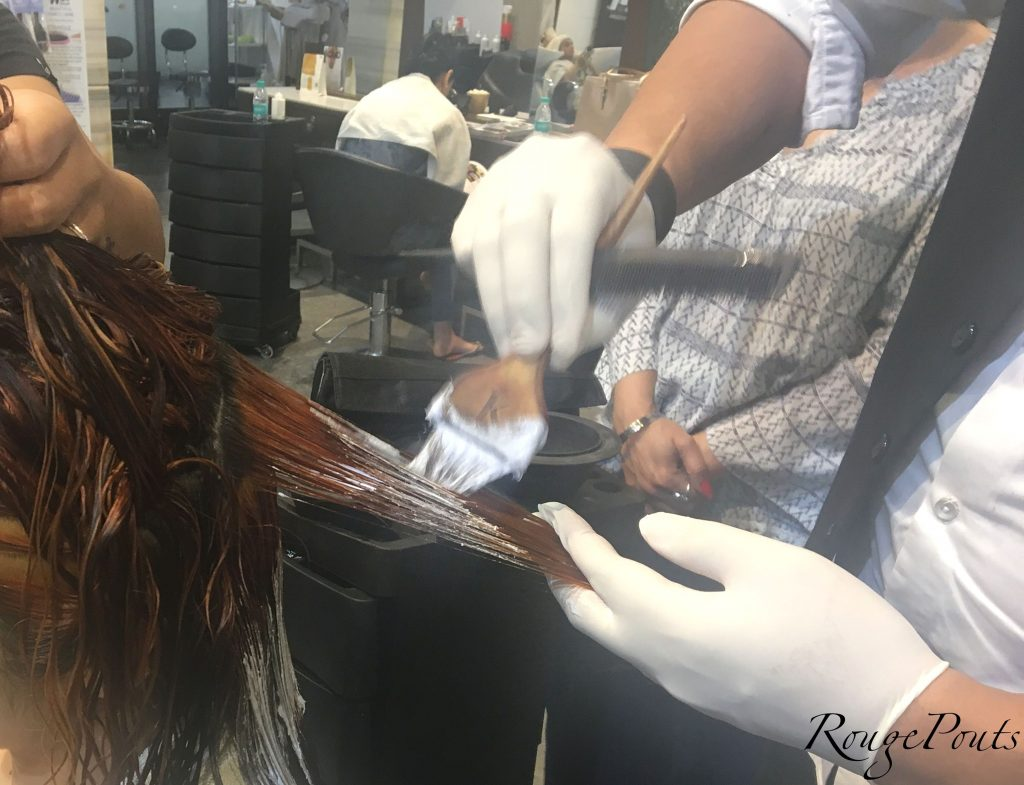 Malibu C Launch and Hair Makeover at Neu Salonz | RougePouts