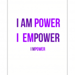 IAmPowerIEmpower Campaign | Say No to Self Objectification