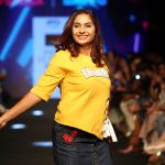 So! I Got to Walk the Ramp for Casio at India Runway Week!