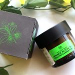 The Body Shop Japanese Matcha Tea Pollution Clearing Mask Review | RougePouts