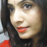 Outfit Of The Day: Karvachauth Reds!!