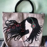 Bags by Vine Hand-Painted Tote Bags Guest Blog