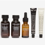 Grown Alchemist, a complete facial kit including a Hydra-Repair