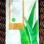 Innisfree It's Real Aloe Mask Review