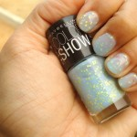 Maybelline Color Show Go Graffiti Nail Paint in Blueberry Bombshell Review