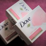 Dove Pink/Rosa Beauty Bathing Bar Review!