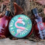 The Body Shop Frosted Berries Collection Review | RougePouts