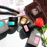 The Body Shop Superfood Masks Review | Himalayan Charcoal and British Rose | RougePouts