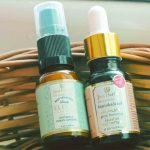 Just Herbs Elixir Facial Serum and Kimsukadi Tail Review | RougePouts